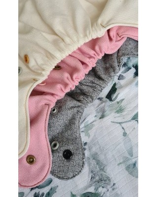 """Peony"" Merino Wool Cover Mini OS"