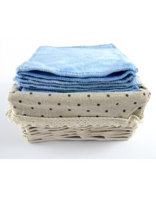 Bamboo Velour Baby Wipes 15x15 cm- OUTLET