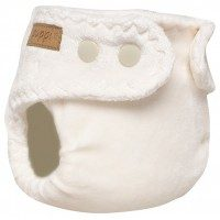 """""""Ice Cream"""" Pocket Fitted Diaper - NB"""