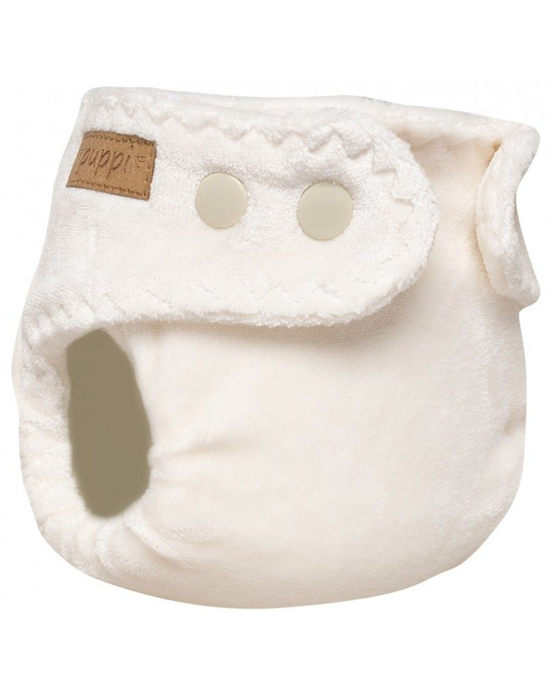 """""""Ice Cream"""" Fitted Pocket Diaper - NB"""