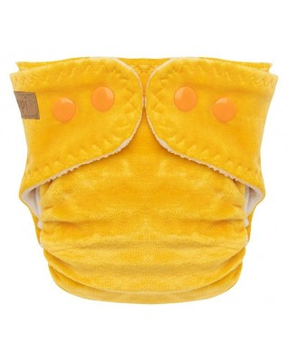 """""""Late Fale"""" Pocket Fitted Diaper - NB"""