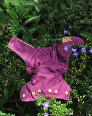 """Forest Flower"" Merino Wool Cover OS+"