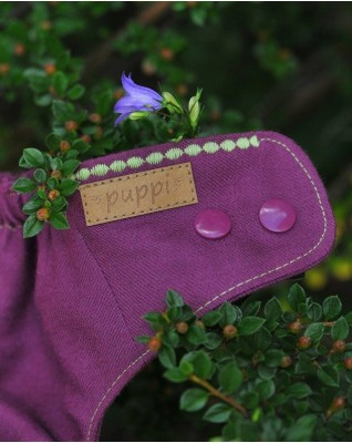 """""""Forest Flower"""" SIO Merino Wool Cover OS+"""