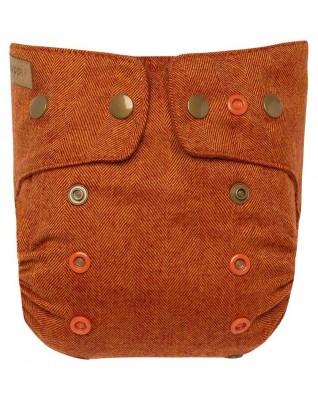 """Rusty Fox"" Merino Wool Cover OS"
