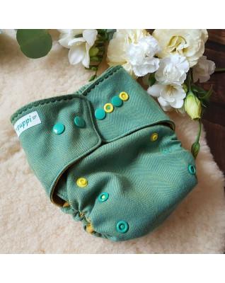 """""""Green Herringbone"""" V2 SIO Wool Cover OS+"""