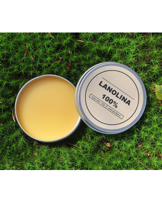 100% Pure Lanolin by Puppi