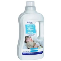 Diaper softening liquid 3in1