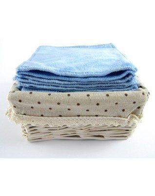 Bamboo Velour Baby Wipes 15x15 cm