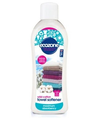 Ecozone Wild cotton cloth diaper softener