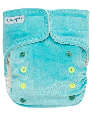 """""""Riviera Coast"""" fitted pocket diaper"""