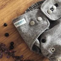 """Timeless Elegance"" Merino Wool Cover OS+"