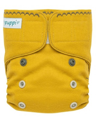 """Curry"" Merino Wool Cover Mini OS"