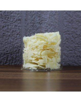 Natural soap flakes