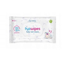 H2O Wipes - pure baby wipes