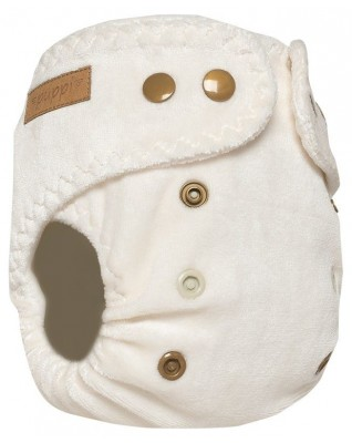 """""""Ice Cream"""" Pocket Fitted Diaper - MOS -V2"""